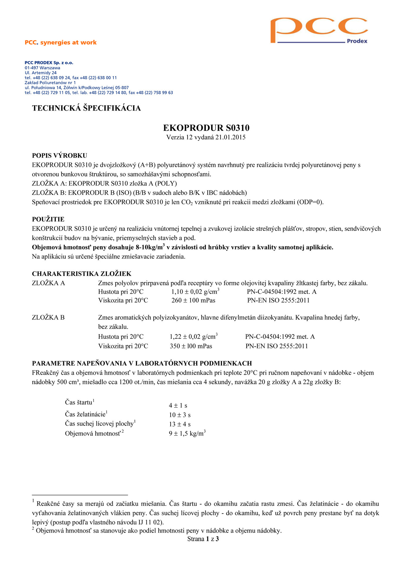 d0e6f1386 1/3 Certifikát mäkká pena EKOPRODUR S0310